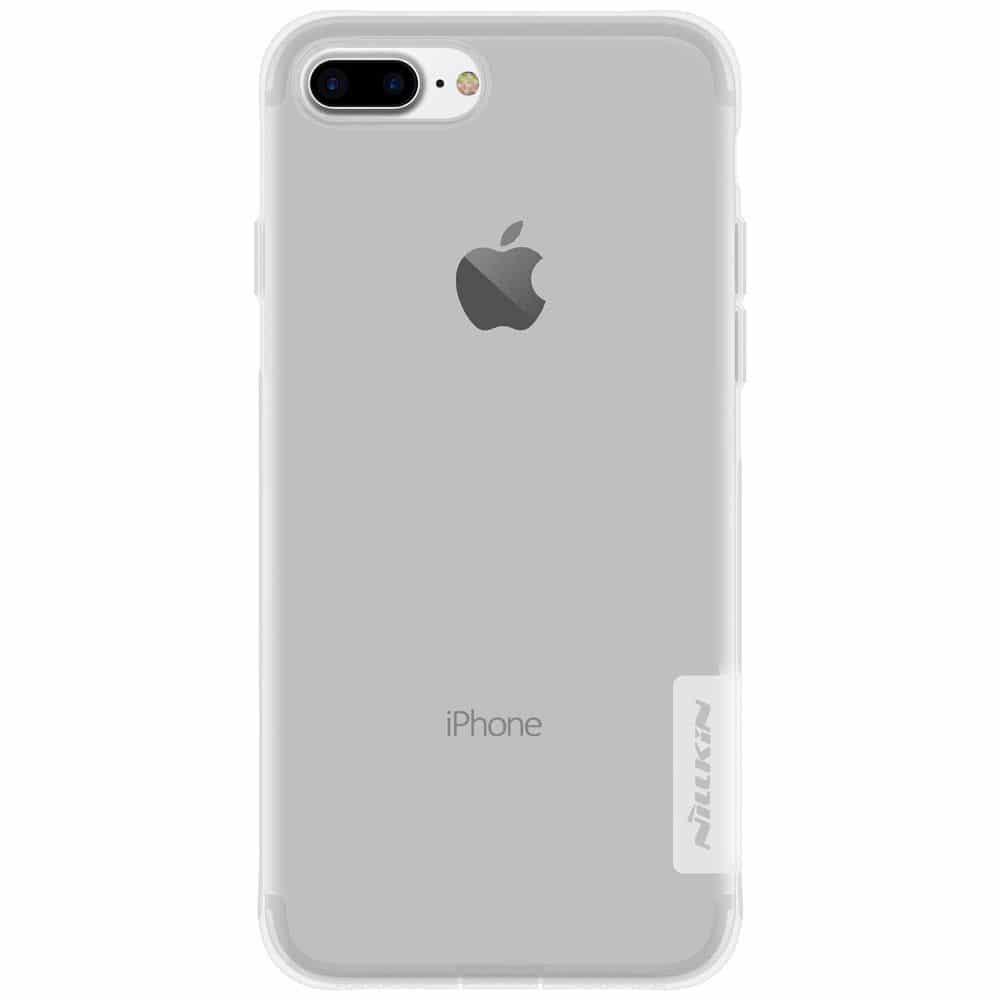 Carcasa OEM Nillkin Nature TPU pentru iPhone 7 sau 8 transparenta imagine