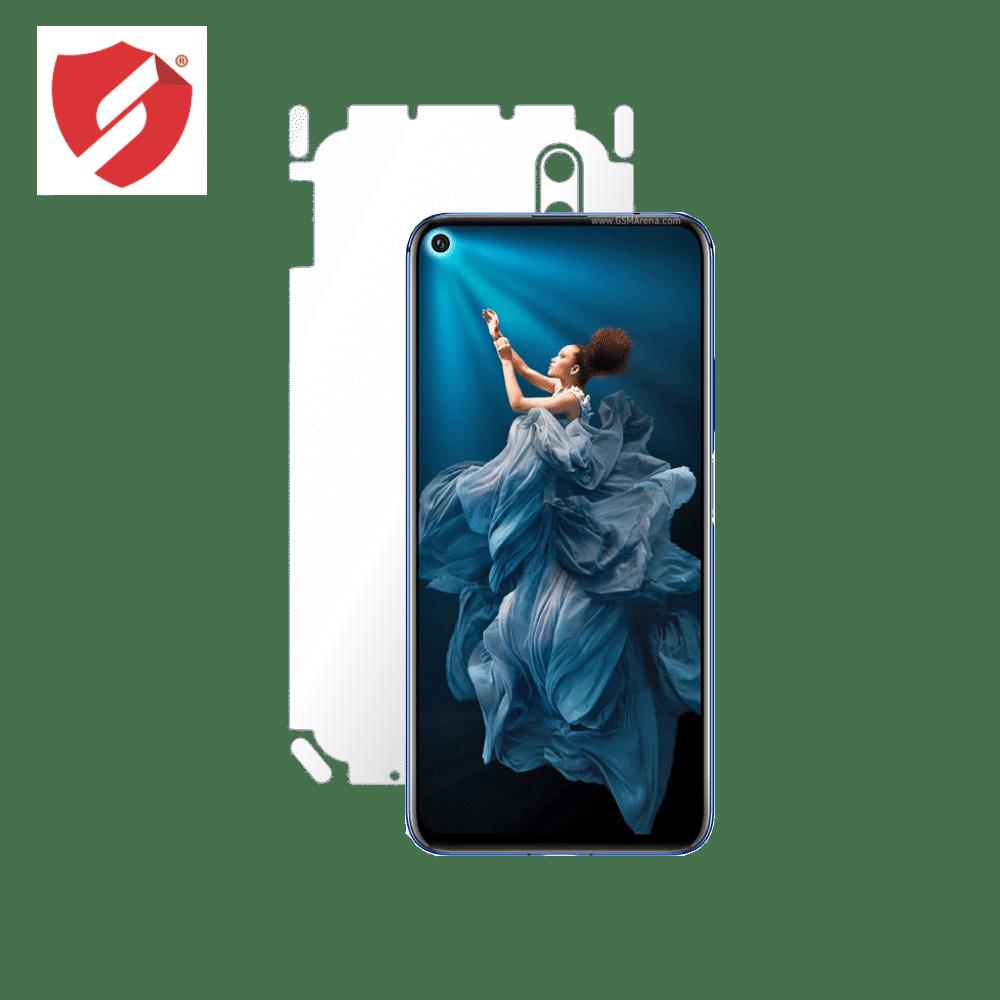 Folie de protectie Smart Protection Huawei Honor 20 - doar-spate+laterale imagine