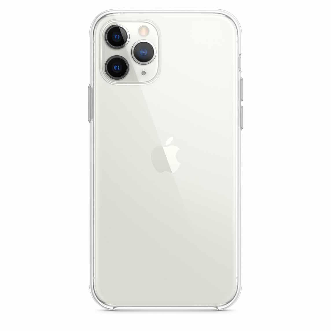 Carcasa OEM Nillkin Nature TPU pentru iPhone 11 Pro transparenta imagine