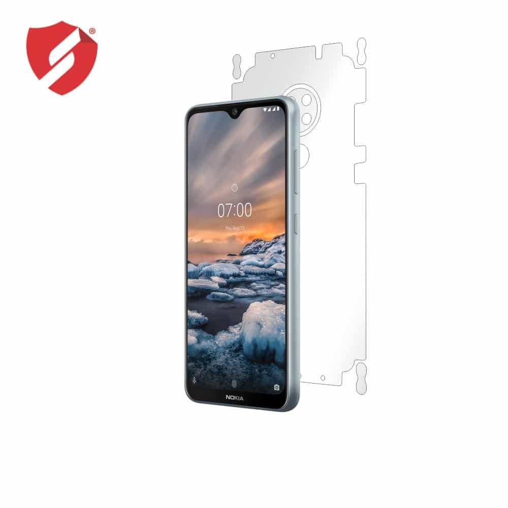 Imagine Folie De Protectie Smart Protection Nokia 7.2 Doar spatelaterale