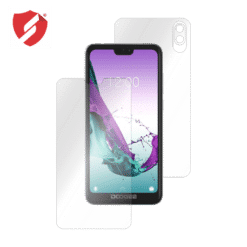 folie smart protection Doogee Y7 fullbody