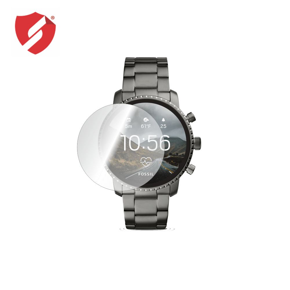 Folie De Protectie Smart Protection Smartwatch Fossil Gen 5 - 4buc X Folie Display