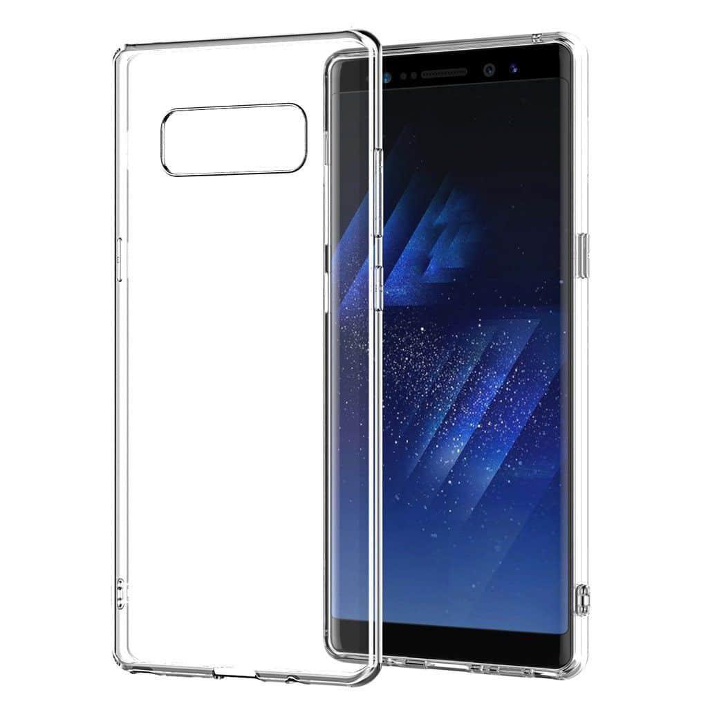 Carcasa OEM Nillkin Nature TPU pentru Samsung Galaxy Note 10 Plus transparenta imagine