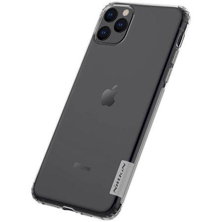Carcasa OEM Nillkin Nature TPU pentru iPhone 11 Pro Max transparenta imagine
