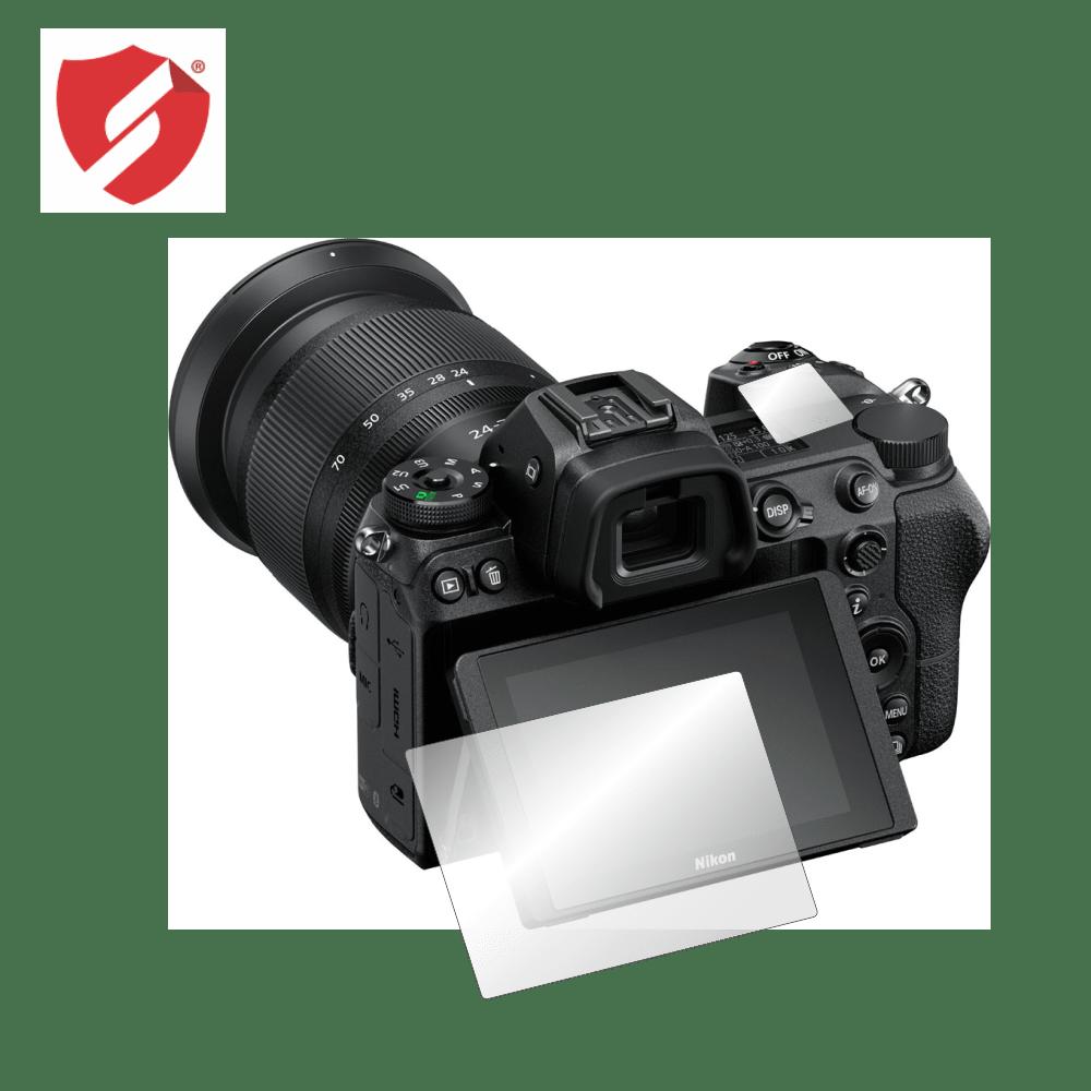 Folie Smart Protection Aparat Foto Nikon Z6 - display principal + secundar imagine