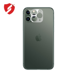 Protectie Smart Protection pentru lentile camera iPhone 11 Pro si iPhone 11 Pro Max transparenta