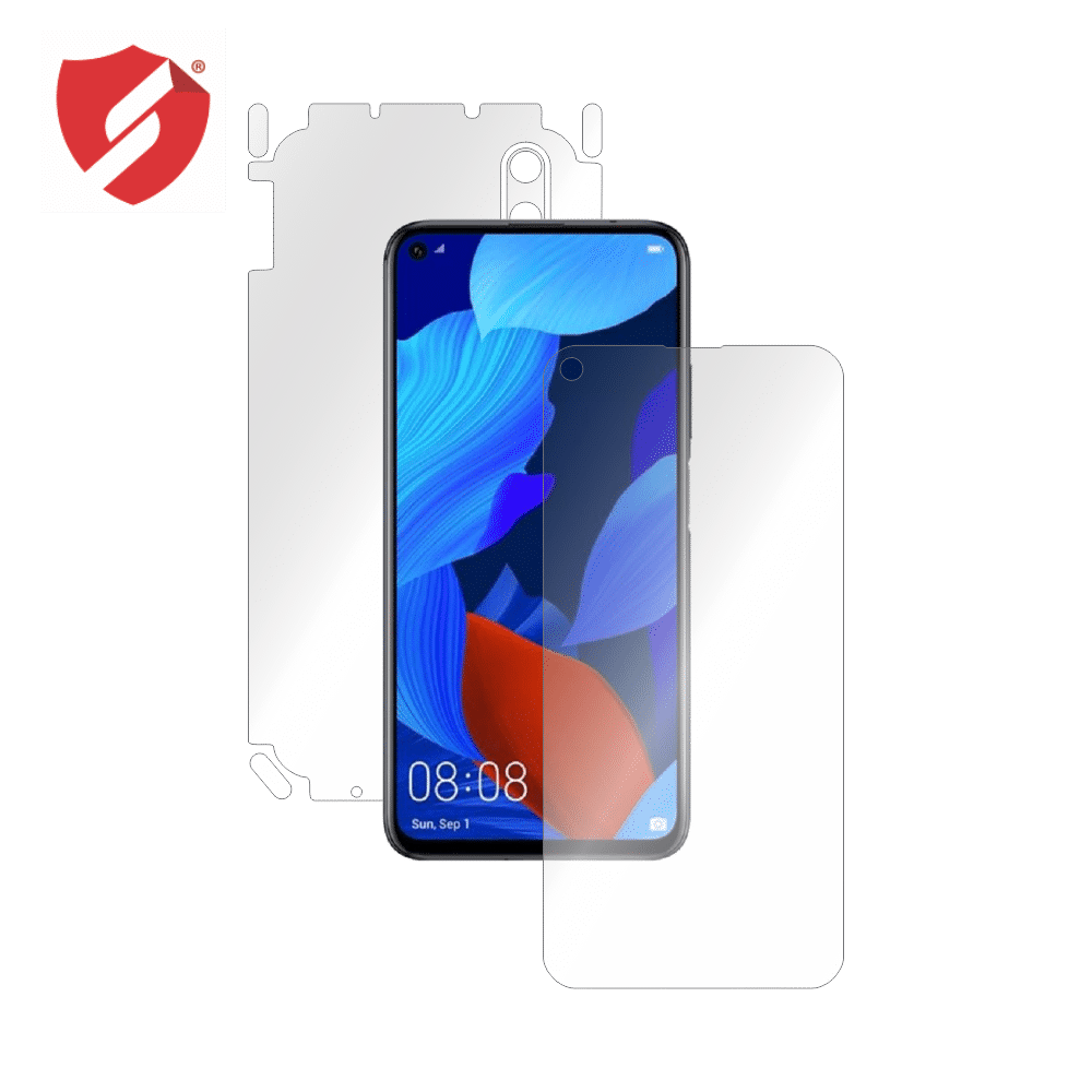 Folie de protectie Smart Protection Huawei Nova 5T - fullbody - display + spate + laterale imagine