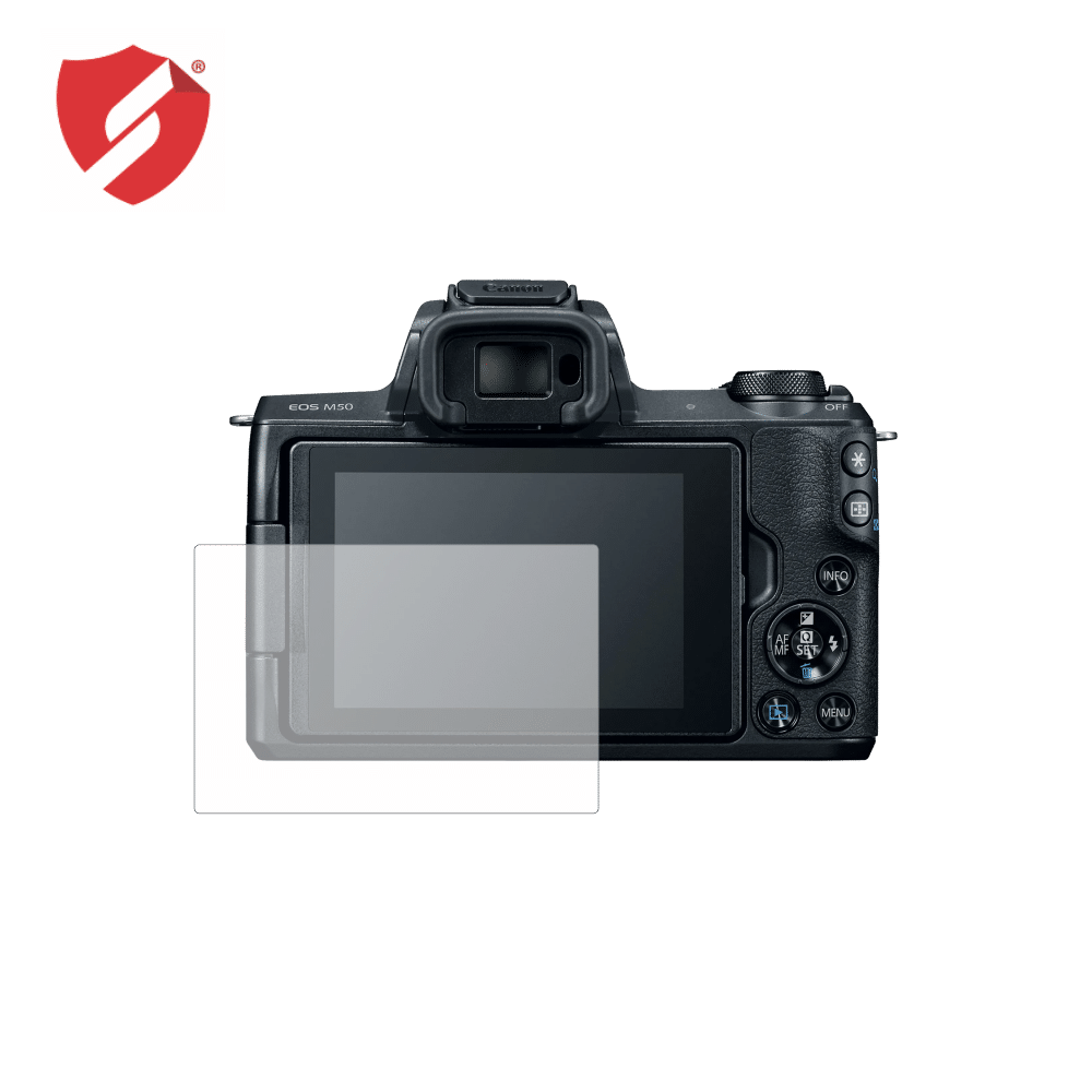 Folie Smart Protection Canon Eos M50 Aparat Foto Mirrorless Ecran Lcd - 2buc X Folie Display