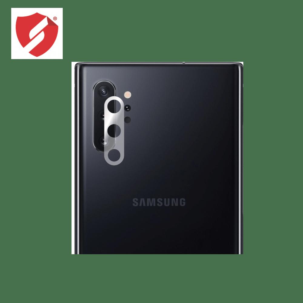 Folie de protectie Smart Protection lentile camera spate Samsung Galaxy Note 10 Plus - 4buc x folie display imagine