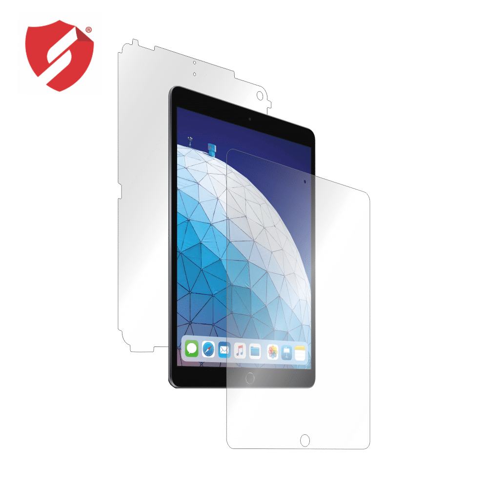 Folie de protectie Smart Protection Apple iPad Air 3 2019 10.5 inch - fullbody - display + spate + laterale imagine