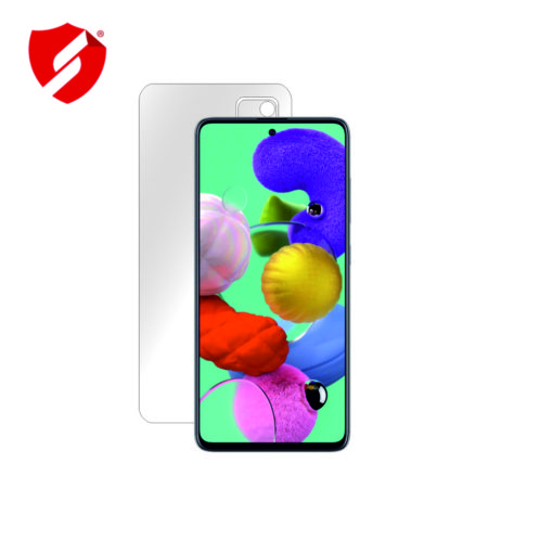 folie de protectie smart protection Samsung Galaxy A51 spate