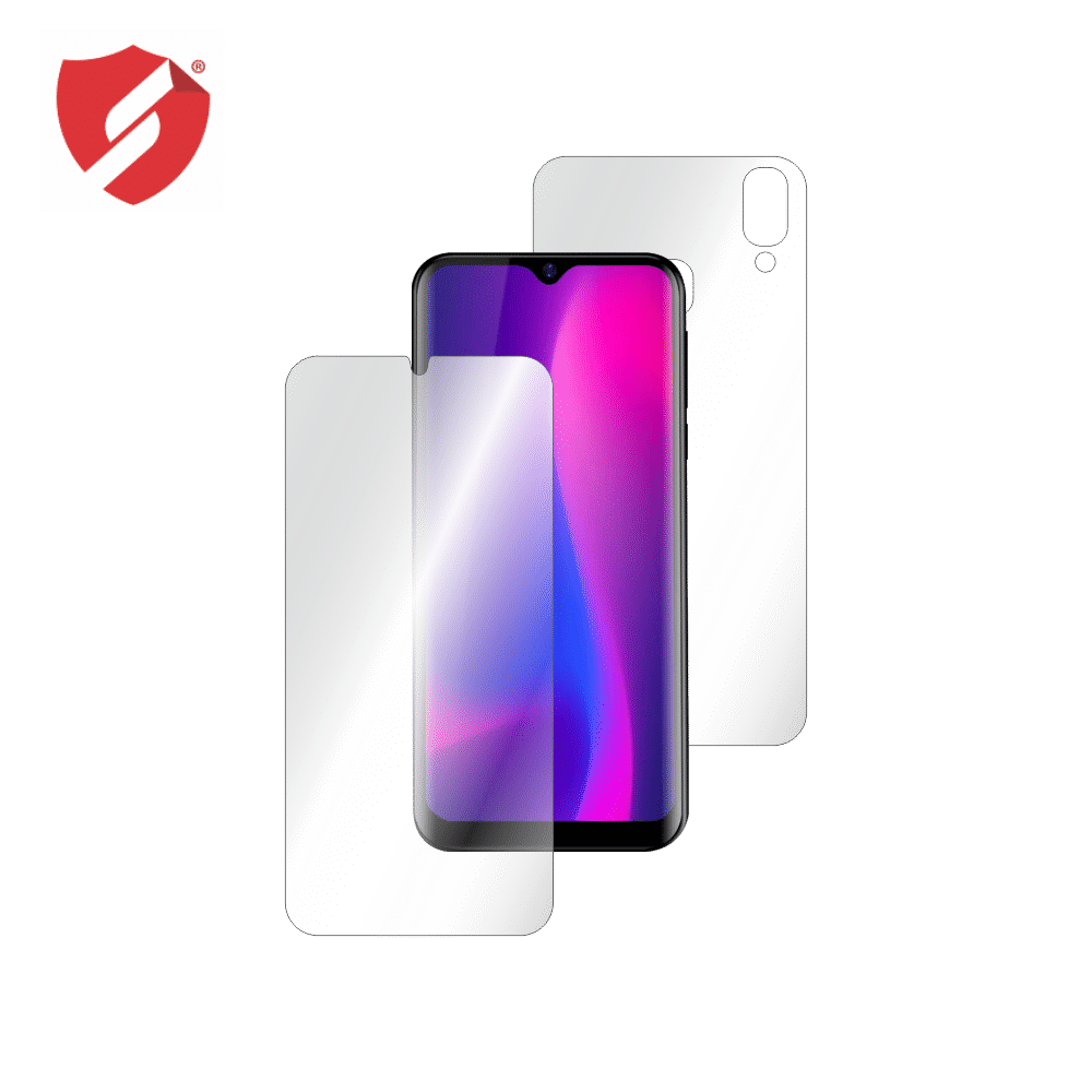 Folie de protectie Smart Protection Blackview A60 / A60 Pro - fullbody-display-si-spate imagine