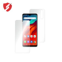 folie de protectie clasic smart protection Blackview A80 sau A80 Pro fullbody