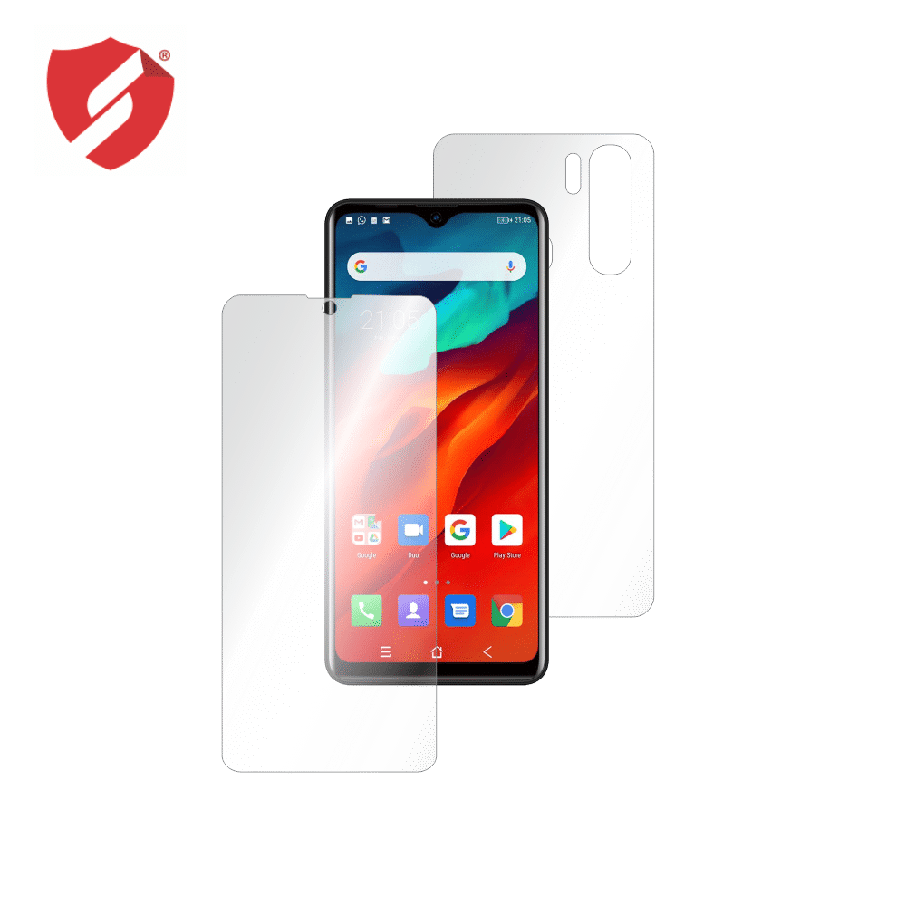 Folie de protectie Smart Protection Blackview A80 / A80 Pro - fullbody-display-si-spate imagine