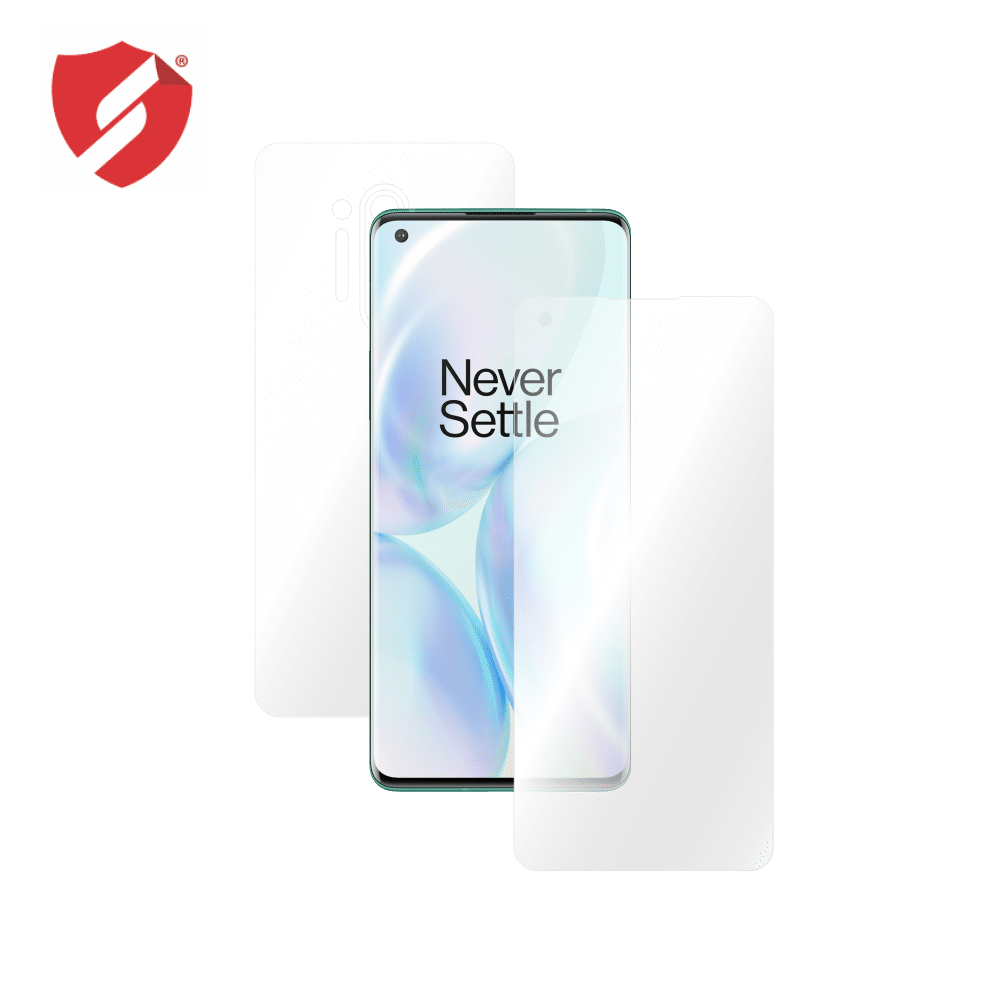 Folie de protectie Smart Protection OnePlus 8 Pro - fullbody - display + spate + laterale imagine