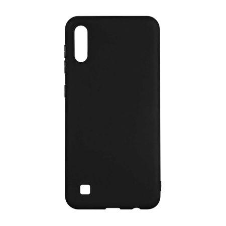 Carcasa neagra tip Silicone Cover pentru Samsung Galaxy A10 imagine
