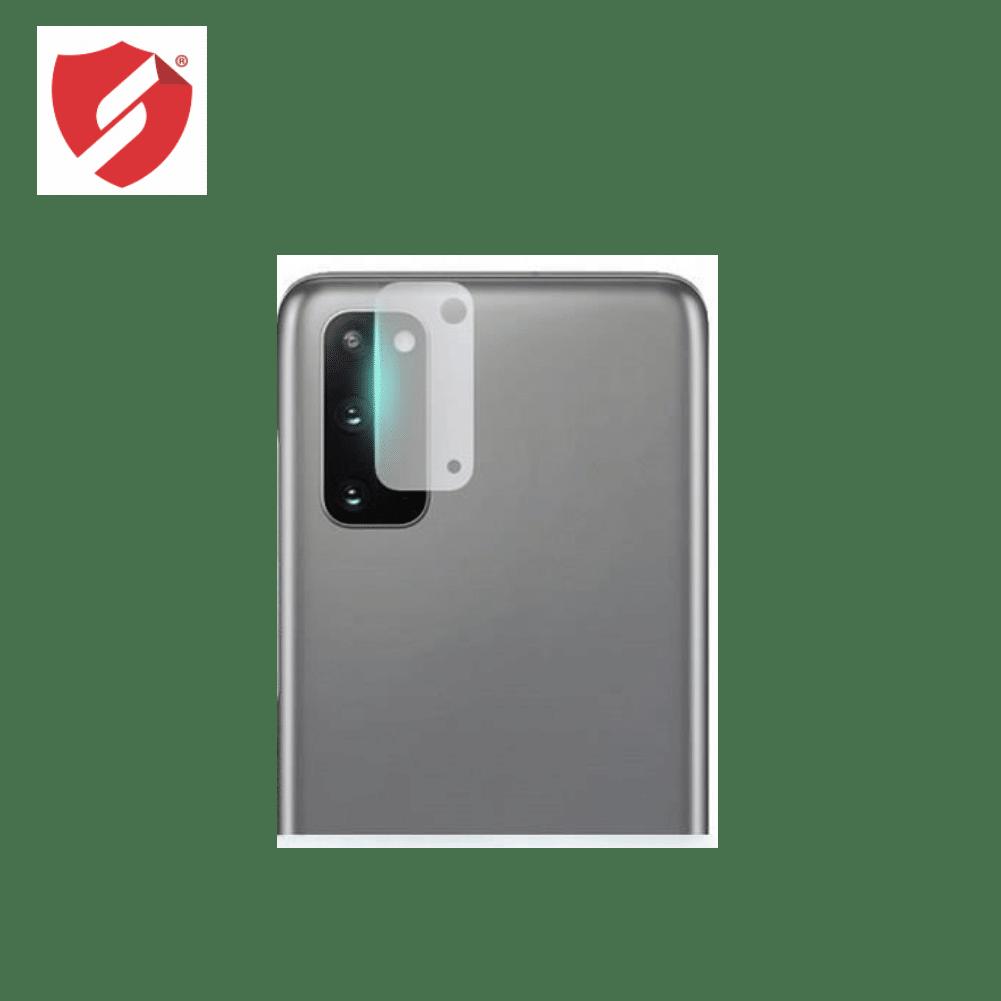 Protectie Smart Protection pentru camera Samsung Galaxy S20 Plus din sticla transparenta imagine