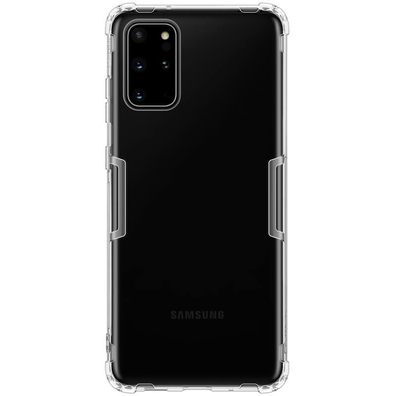 Carcasa Nillkin Nature TPU pentru Samsung Galaxy S20 Plus transparenta imagine