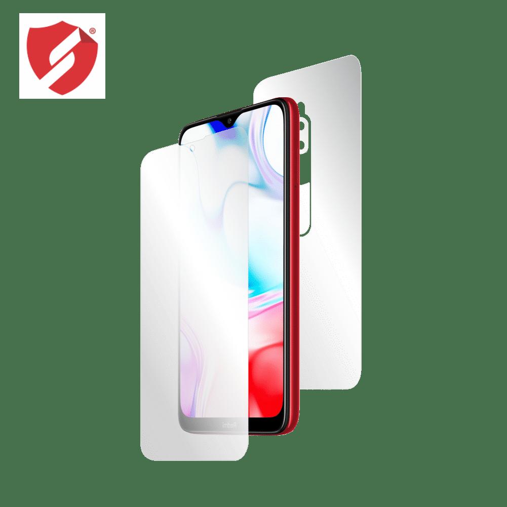 Folie de protectie Smart Protection Xiaomi Redmi 8 - fullbody - display + spate + laterale imagine