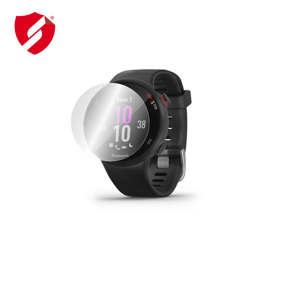 Folie de protectie Smart Protection Smartwatch Garmin Forerunner 45s 42mm - 2buc x folie display imagine