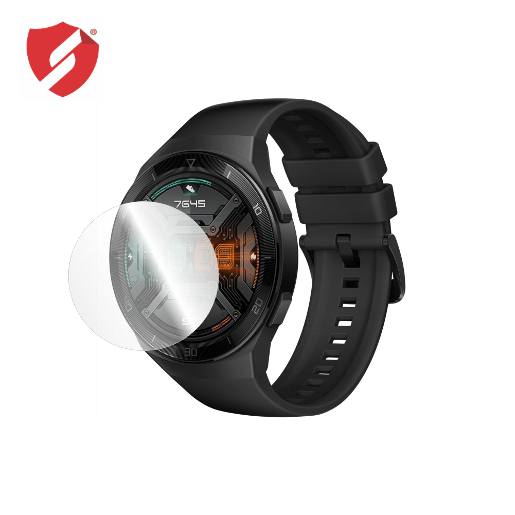 Folie de protectie Smart Protection Smartwatch Huawei Watch GT 2e - 4buc x folie display imagine