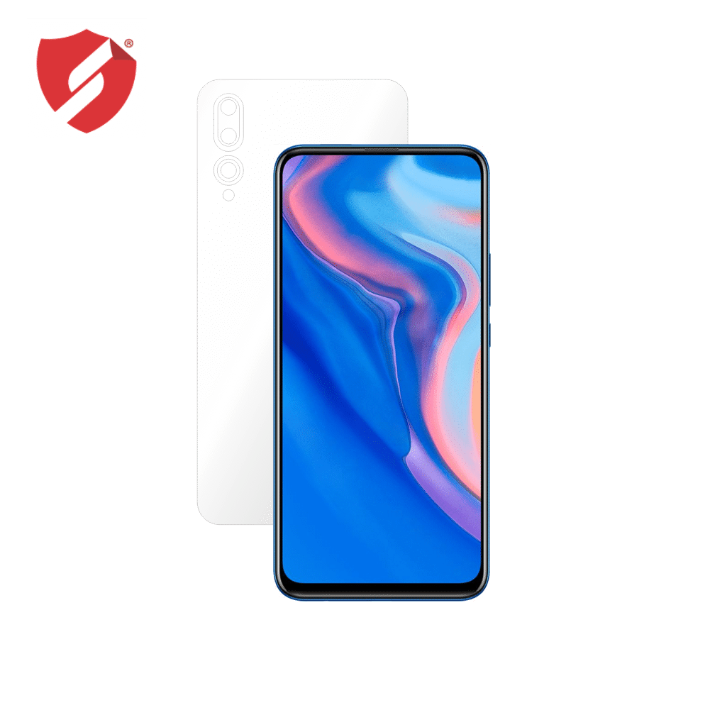Folie de protectie Smart Protection Huawei Y9 Prime 2019 - doar-spate+laterale imagine