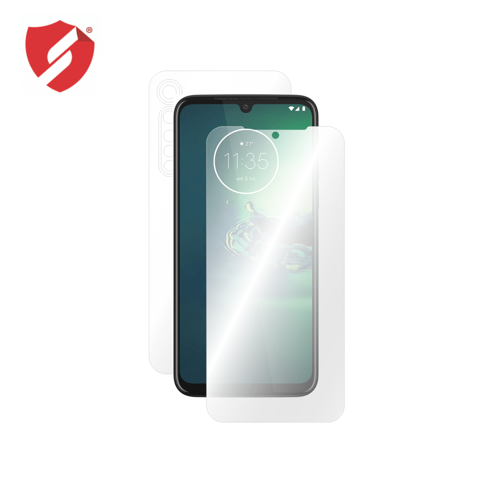 Folie de protectie Smart Protection Motorola Moto G8 Plus - fullbody - display + spate + laterale imagine