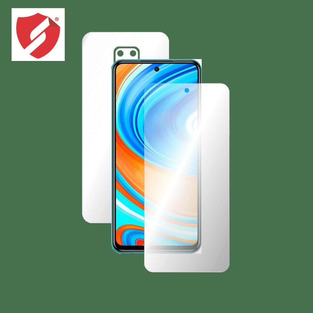 Folie de protectie Smart Protection Xiaomi Redmi Note 9 Pro / Note 9S - fullbody - display + spate + laterale imagine
