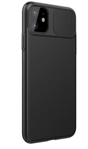 Carcasa neagra Apple iPhone 11 Nillkin CamShield imagine