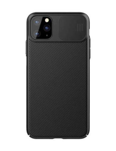 Carcasa neagra Apple iPhone 11 Pro Nillkin CamShield imagine