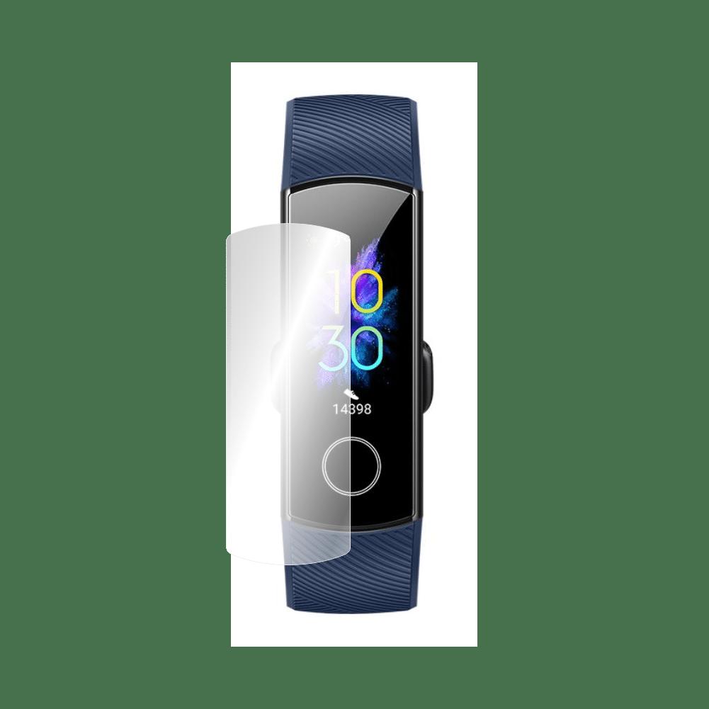 Folie de protectie Smart Protection Smartwatch Huawei Honor Band 5 - 4buc x folie display imagine