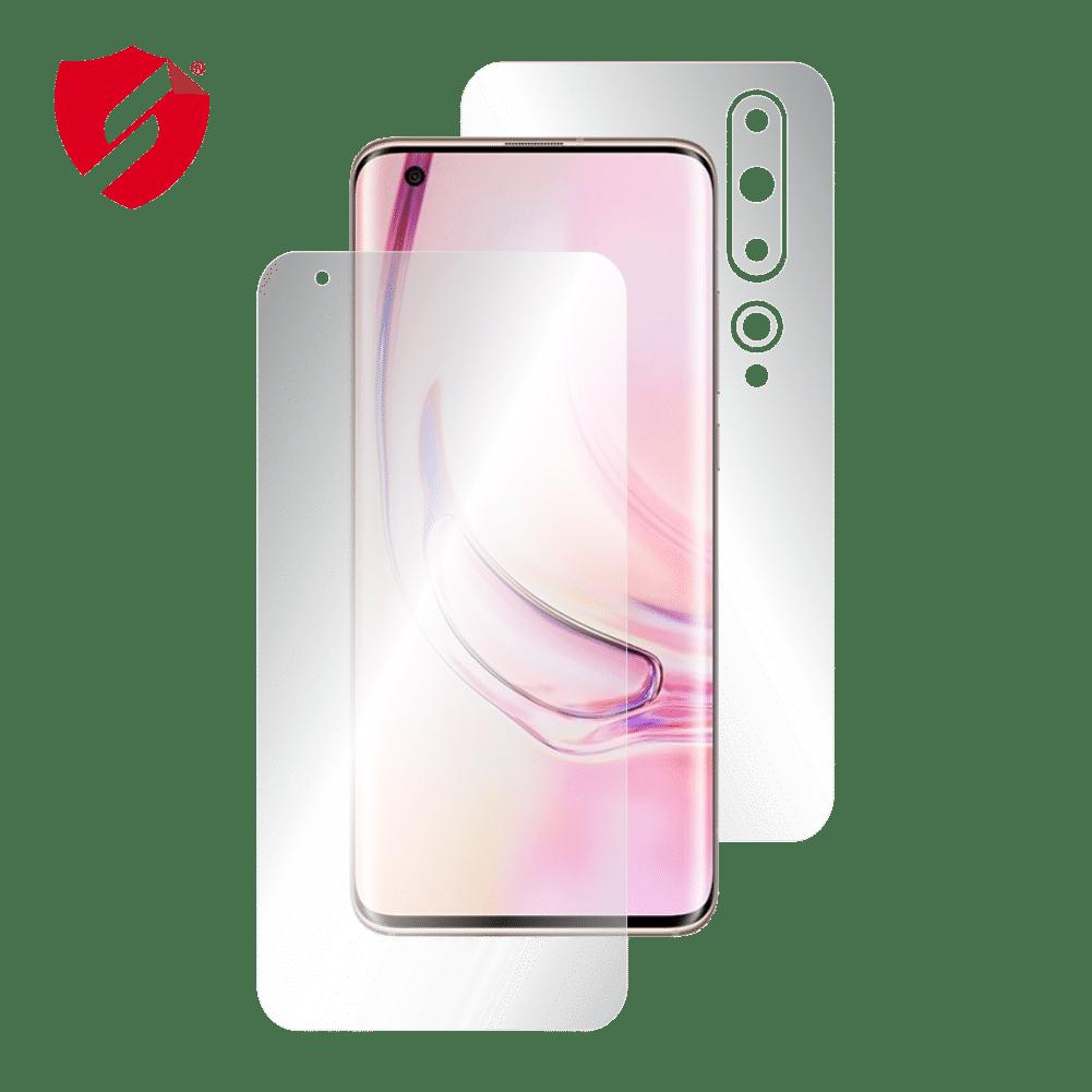 Folie AntiReflex Mata Smart Protection Xiaomi Mi 10 5G - fullbody-display-si-spate imagine