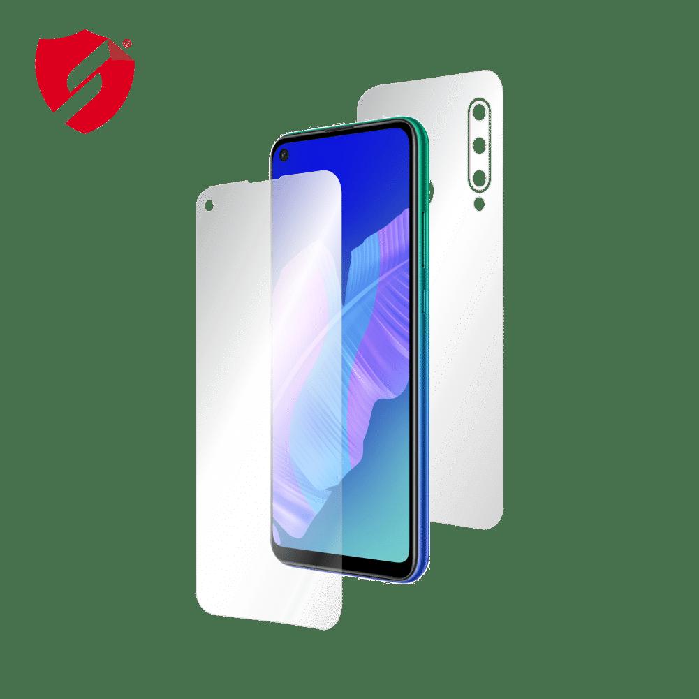Folie de protectie Smart Protection Huawei P40 lite E - fullbody-display-si-spate imagine