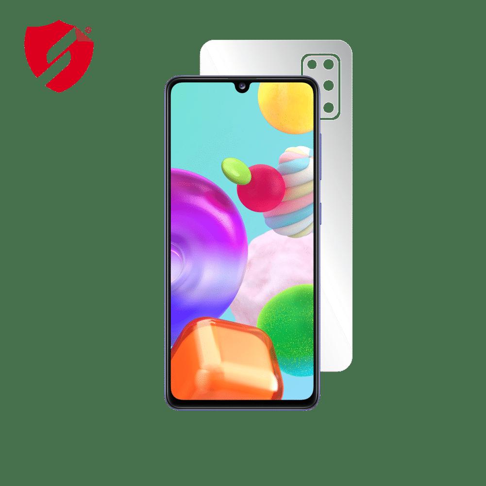 Folie AntiReflex Mata Smart Protection Samsung Galaxy A41 - doar spate imagine