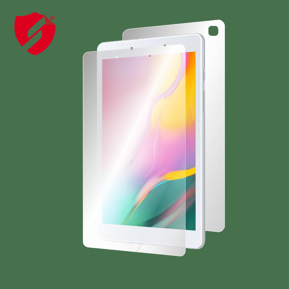 Folie de protectie Clasic Smart Protection Tableta Samsung Galaxy Tab A 8.0 (2019) T290 - fullbody-display-si-spate imagine