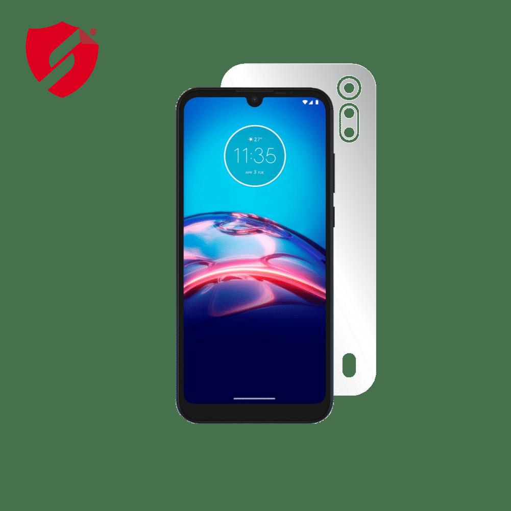 Folie AntiReflex Mata Smart Protection Motorola Moto E6S - doar spate imagine
