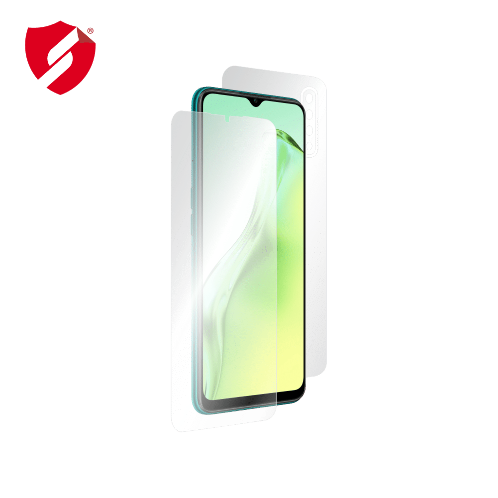 Folie AntiReflex Mata Smart Protection Oppo A31 - fullbody-display-si-spate imagine