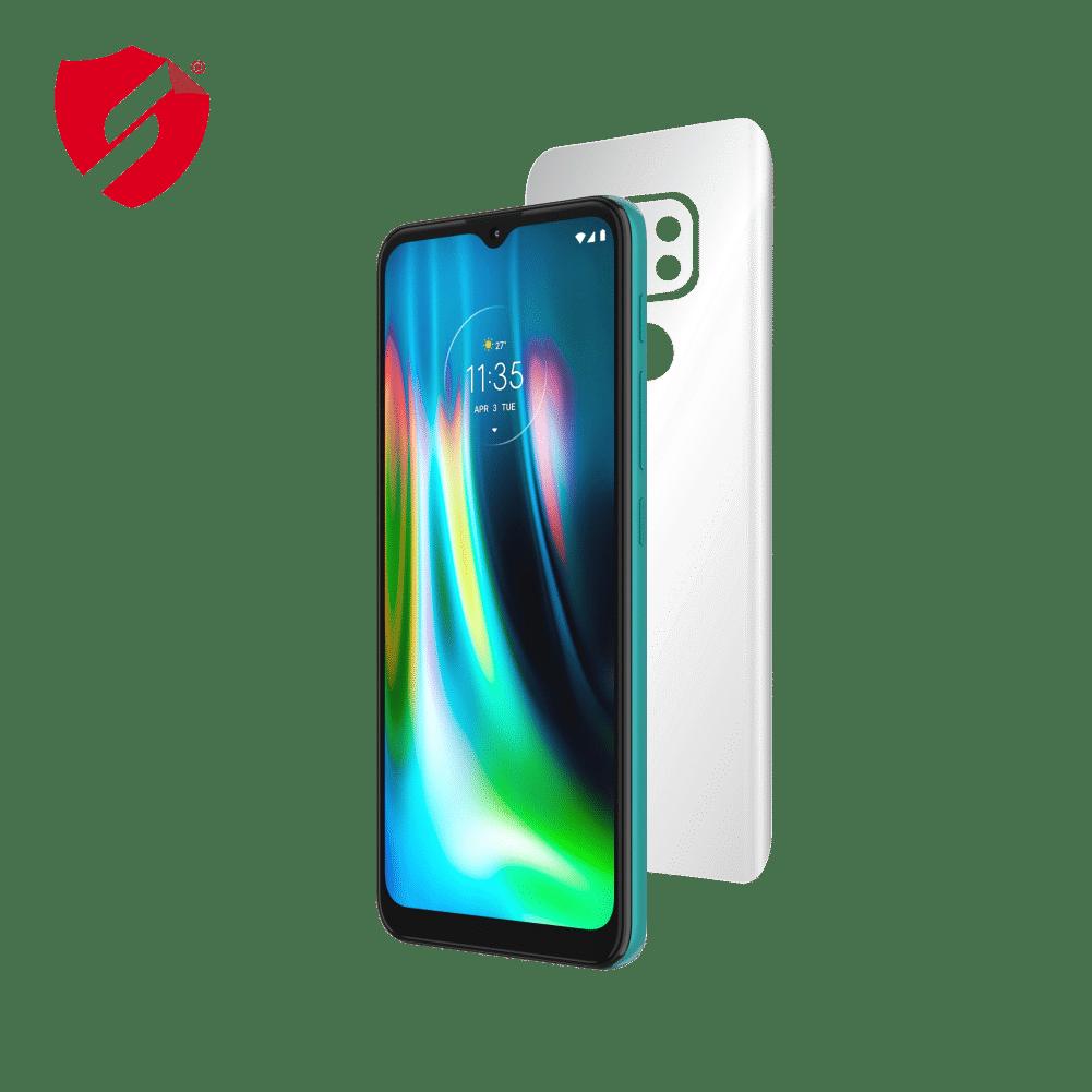 Folie de protectie Clasic Smart Protection Motorola Moto G9 Play - doar spate imagine