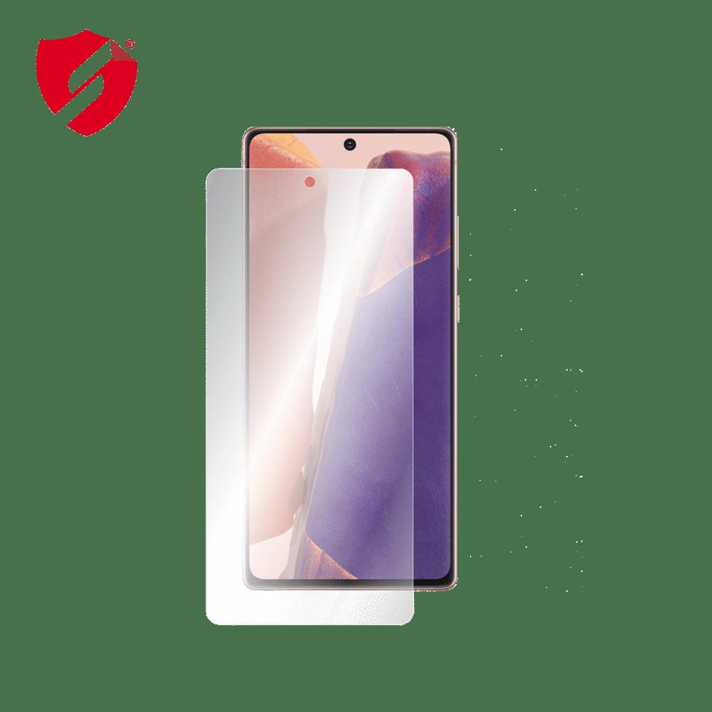 Folie de protectie Antireflex Mata Smart Protection Samsung Galaxy Note 20 - doar-display imagine