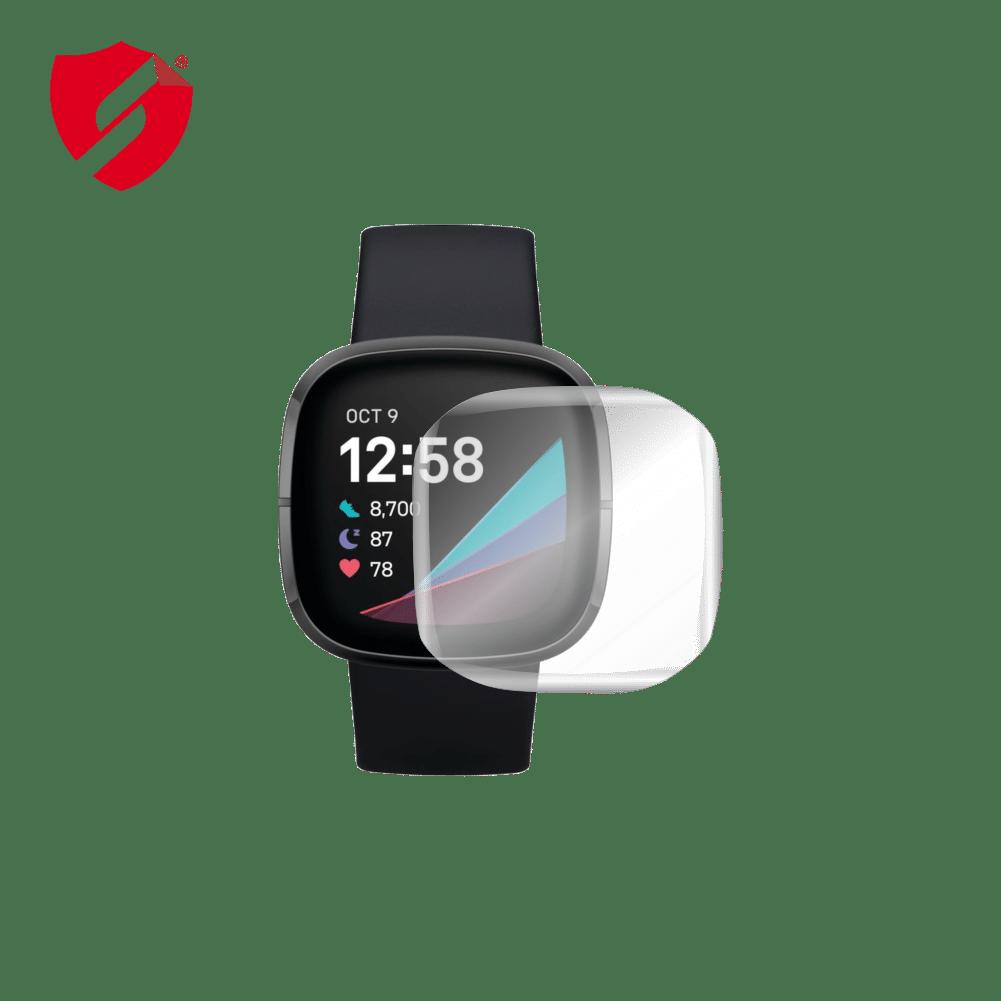 Folie de protectie Smart Protection Fitbit Sense - 4buc x folie display imagine