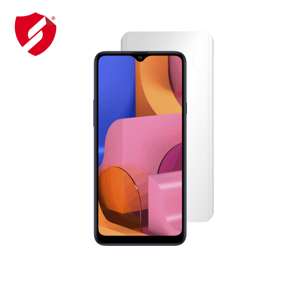 Folie protectie Smart Protection Samsung Galaxy A20s - doar-spate+laterale imagine