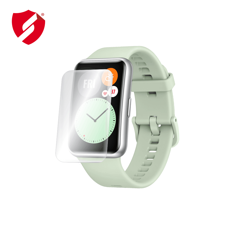 Folie de protectie Smart Protection Huawei Watch Fit - 4buc x folie display imagine