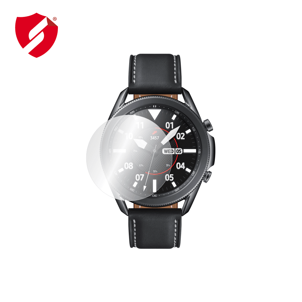 Folie de protectie Smart Protection Samsung Galaxy Watch 3 45mm - 4buc x folie display imagine