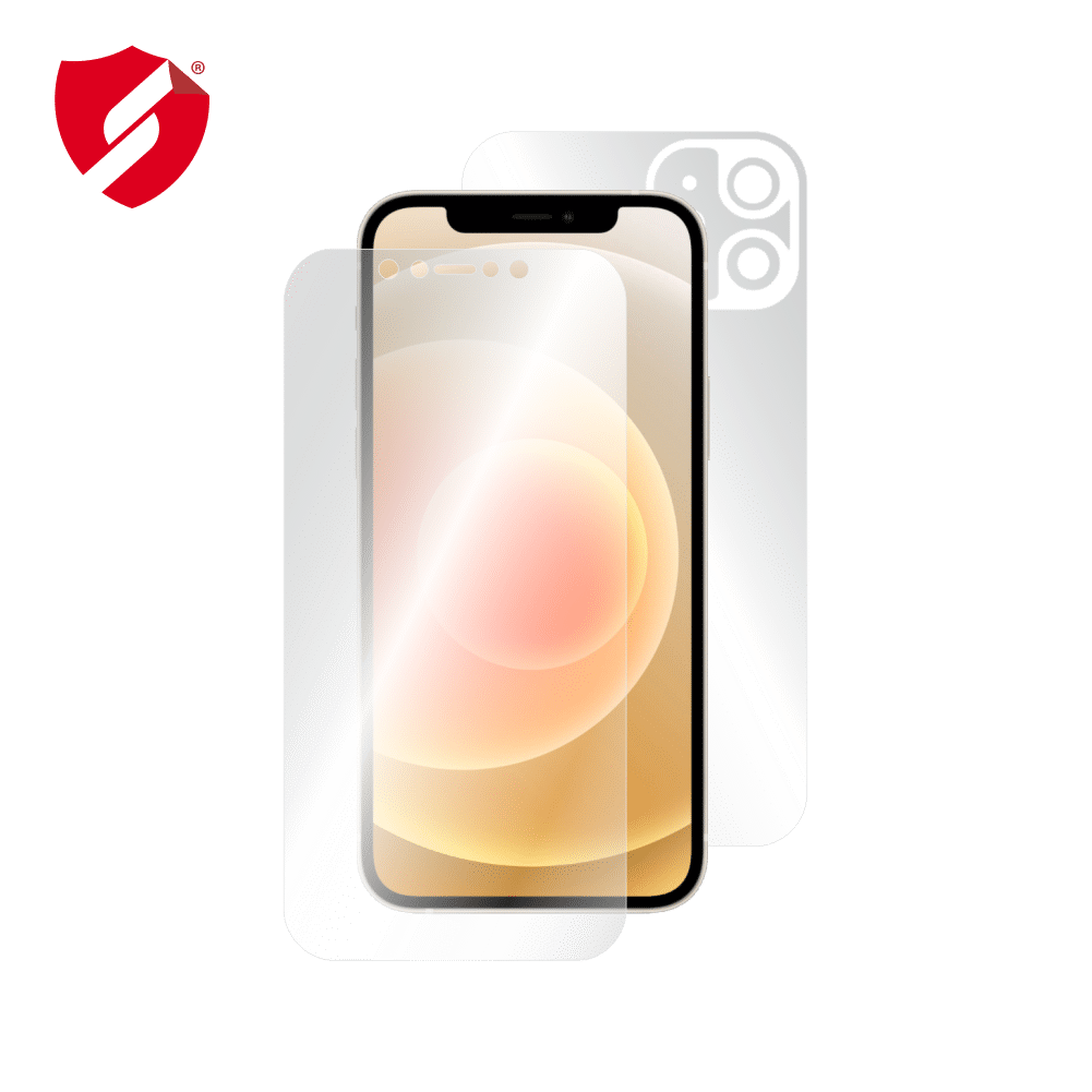 Folie AntiReflex Mata Smart Protection Apple iPhone 12 mini - fullbody-display-si-spate imagine