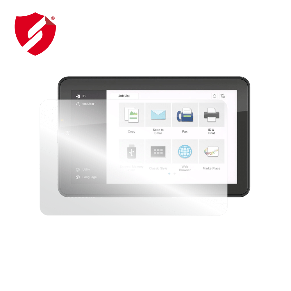 Folie de protectie Smart Protection Konica Minolta Bizhub c250i 11 inch - doar-display imagine