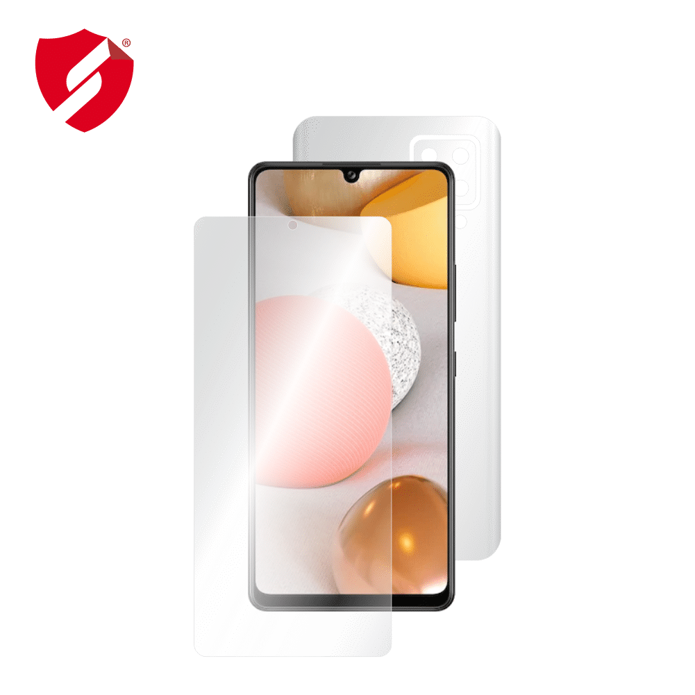 Folie protectie Smart Protection Samsung Galaxy A42 5G - fullbody-display-si-spate imagine