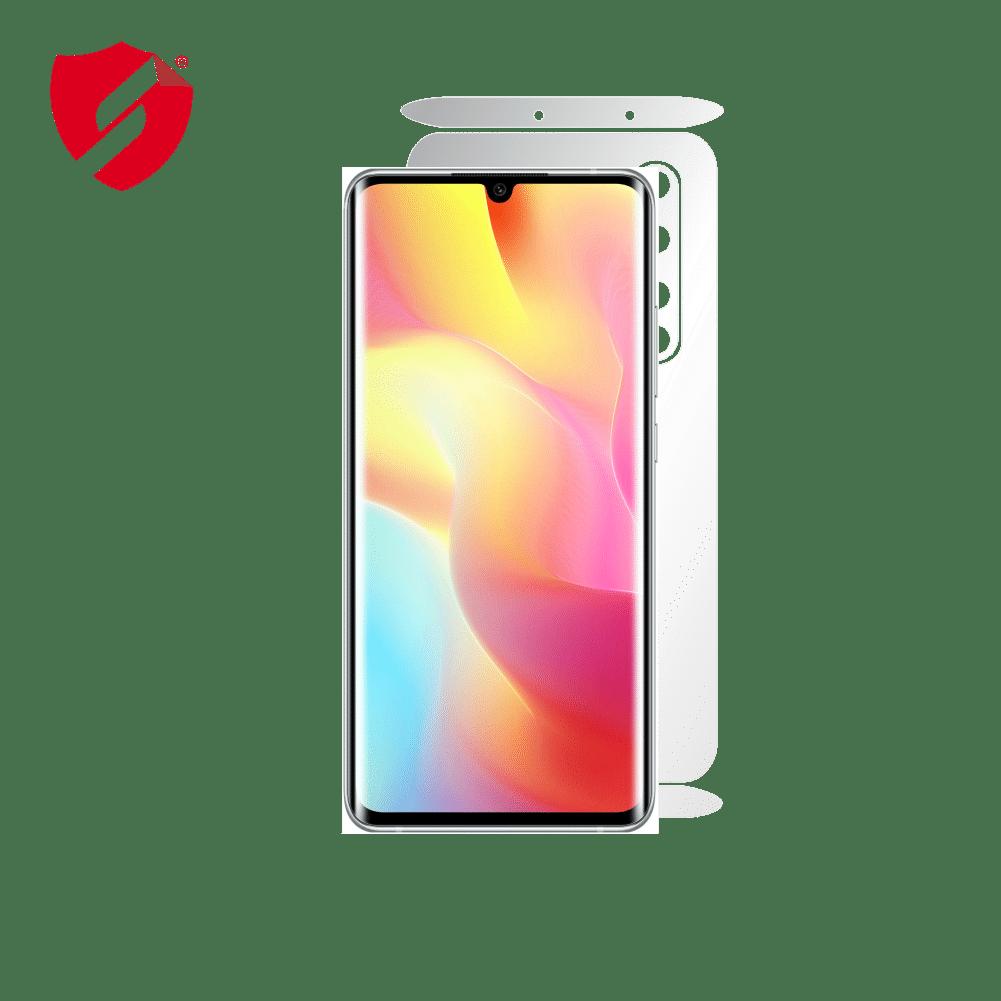 Folie AntiReflex Mata Smart Protection Xiaomi Mi Note 10 Lite - doar spate imagine