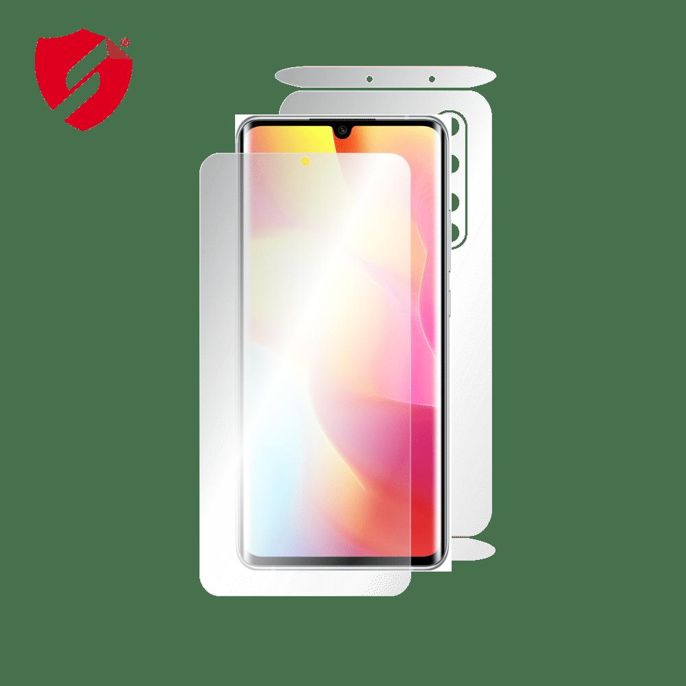 Folie AntiReflex Mata Smart Protection Xiaomi Mi Note 10 Lite - fullbody-display-si-spate imagine