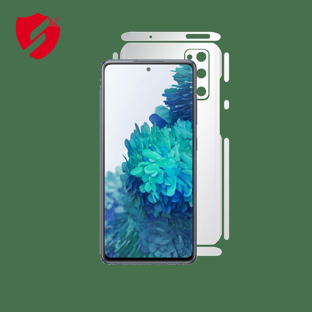 Folie AntiReflex Mata Smart Protection Samsung Galaxy S20 FE / 5G - doar spate imagine