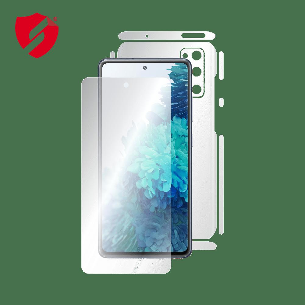 Folie AntiReflex Mata Smart Protection Samsung Galaxy S20 FE / 5G - fullbody-display-si-spate imagine